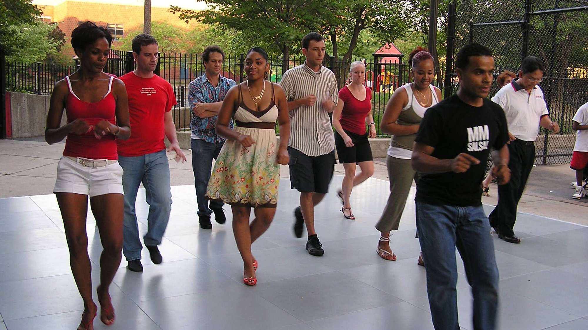 Blackstone Community Center Monday Night Salsa