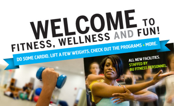 BU FitWell Center at the Blackstone Now Open