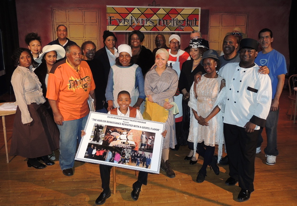 Oscar Micheaux Family Theater Program