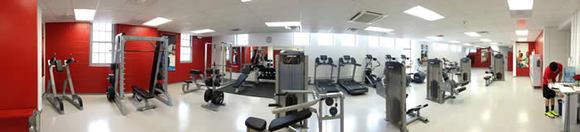 BU Fitness amp Wellness Center